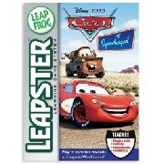 Leapster Disney Cars 2 Supercharged [Toy]